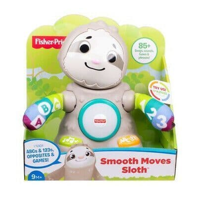 Slow Moves Sloth GHR18.00